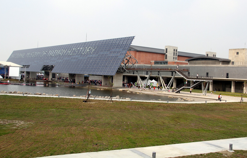 National Museum of Taiwan History in Tainan