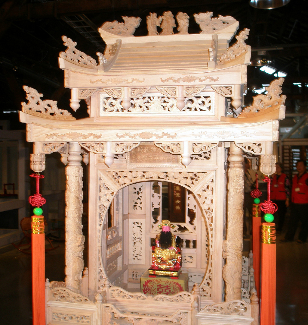 台中文化創意園區 29日展出近300件精巧傳統工藝作品,這些精湛作品來自台灣工藝家的精心傑作,歡迎民眾有空前來感受傳統藝術獨特的美感。中央...
