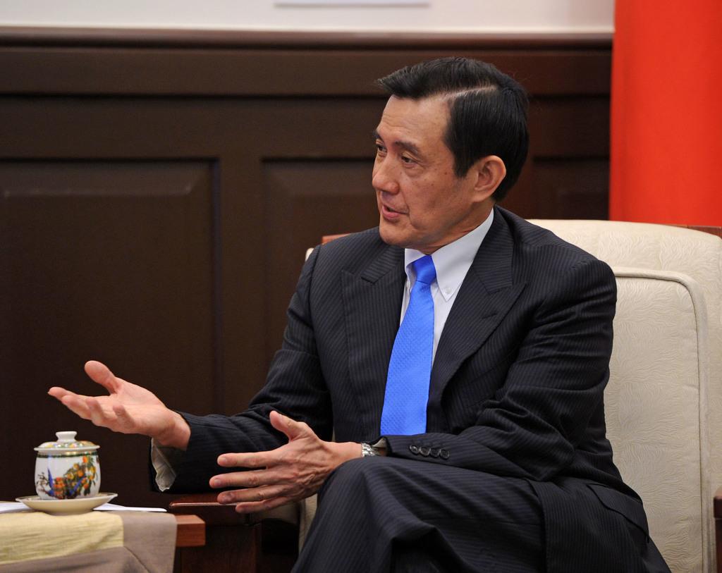 總統馬英九(圖)25日接見世界核能協會秘書長阿格尼塔.瑞斯(Agneta Rising)時表示,台灣能源98%仰賴進口,且是孤島型能源系統...