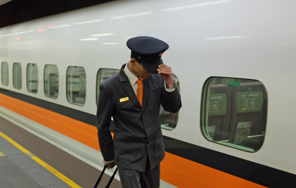 Taiwanese conglomerate Evergreen Group denied Thursday that it is trying to influence the running of the Taiwan High Speed Rail Corp. (THSRC) after on...
