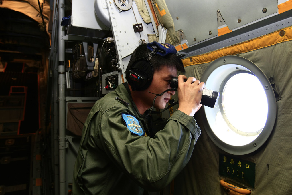 Second Taiwanese warship to join search for missing Malaysian jet