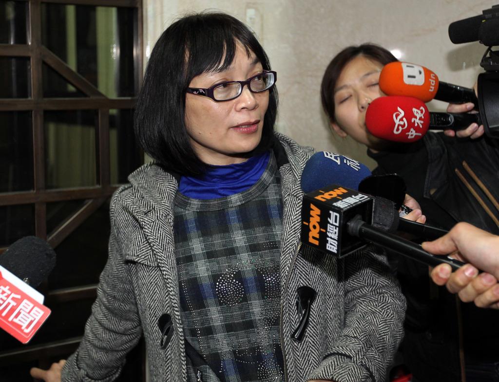 促轉會代理主委楊翠(照片來源:資料照片/中央社提供)