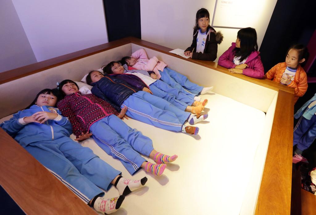 NTSEC presents amazing Sonic Bed