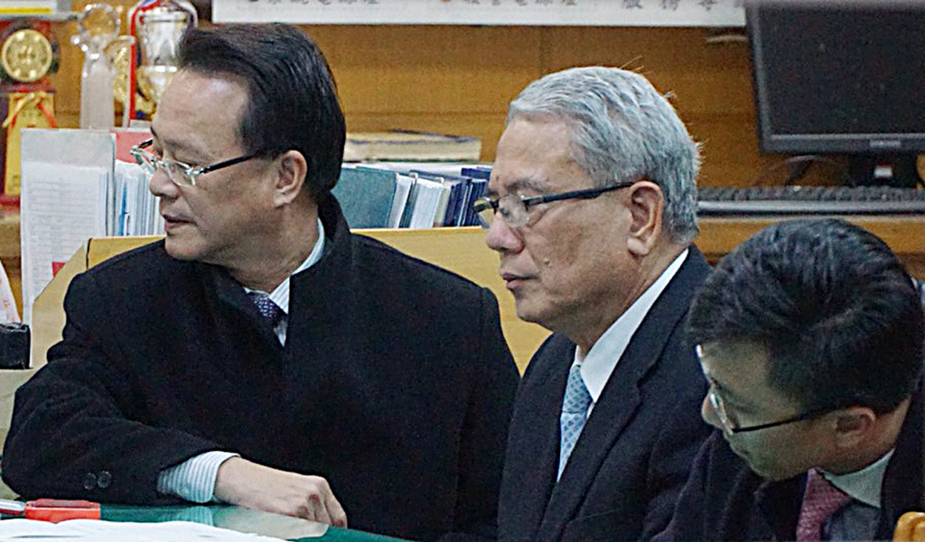 Court demands NT$1 billion guarantee from Ting Hsin