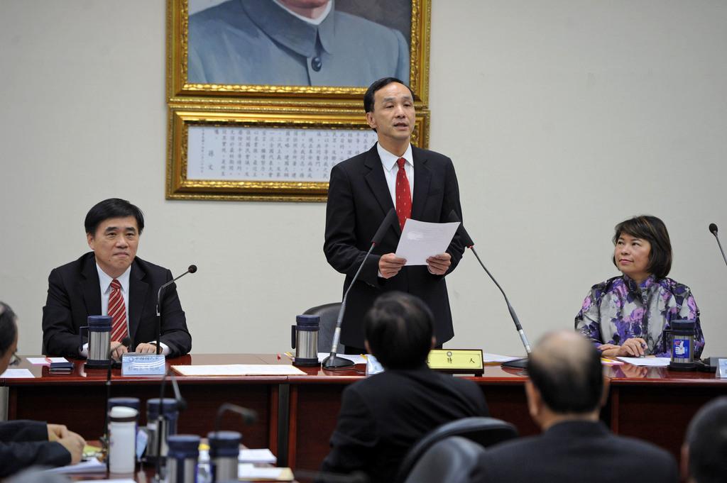 KMT drops case against Wang