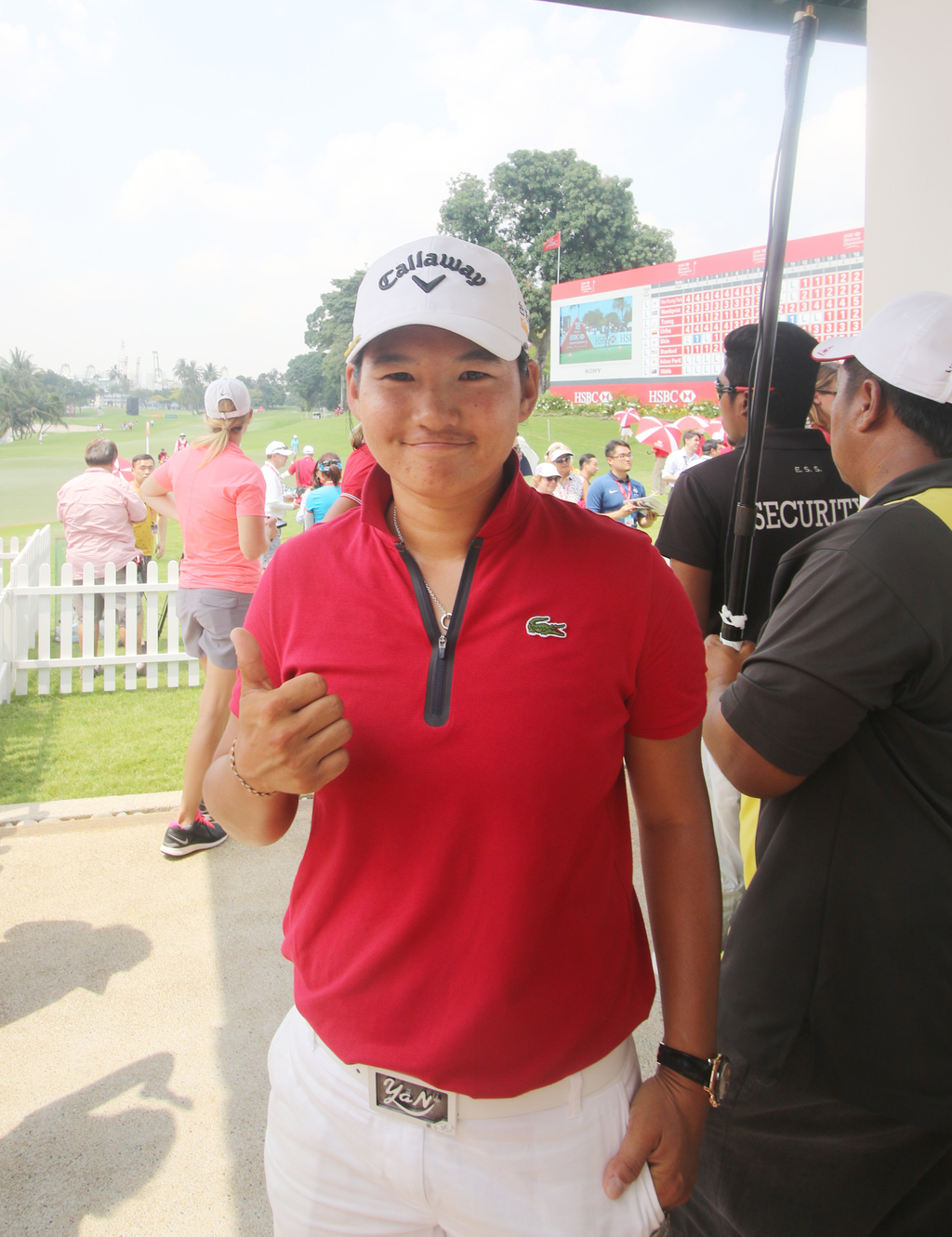 Golf star Yani Tseng's family caught in tax controversy