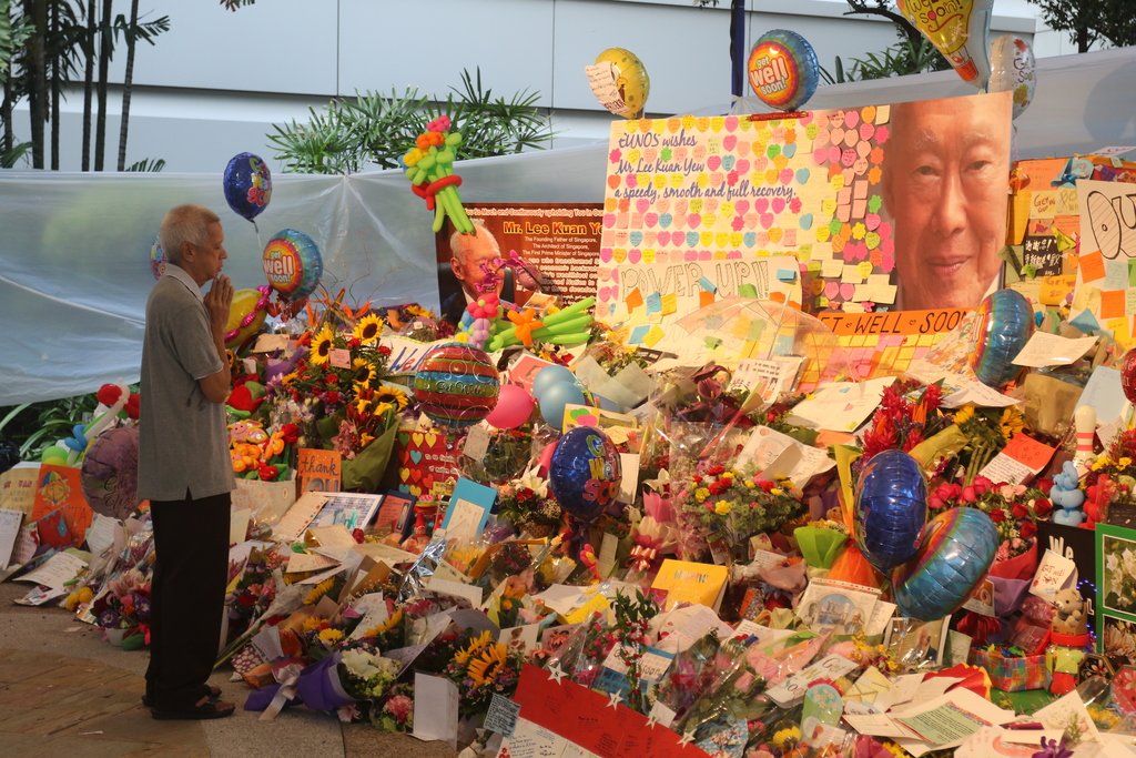 Lee Kuan Yew remembered as facilitator in cross-strait relations