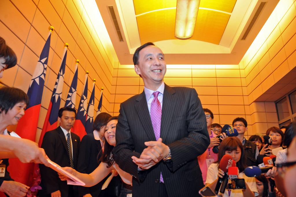 KMT leader promises full report on May 16