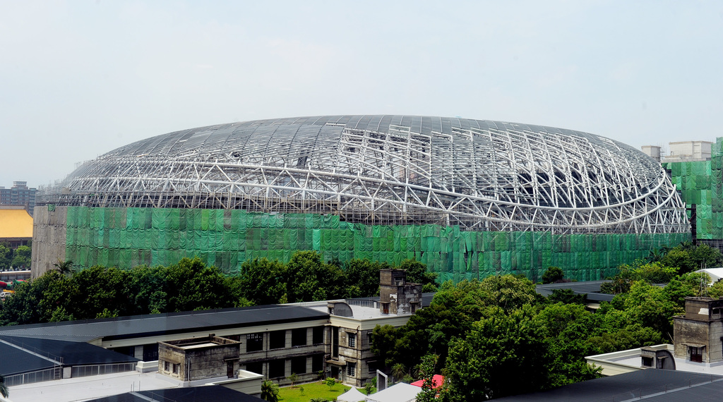 Ko: Taipei Dome will not hold opening/closing of 2017 Universiade