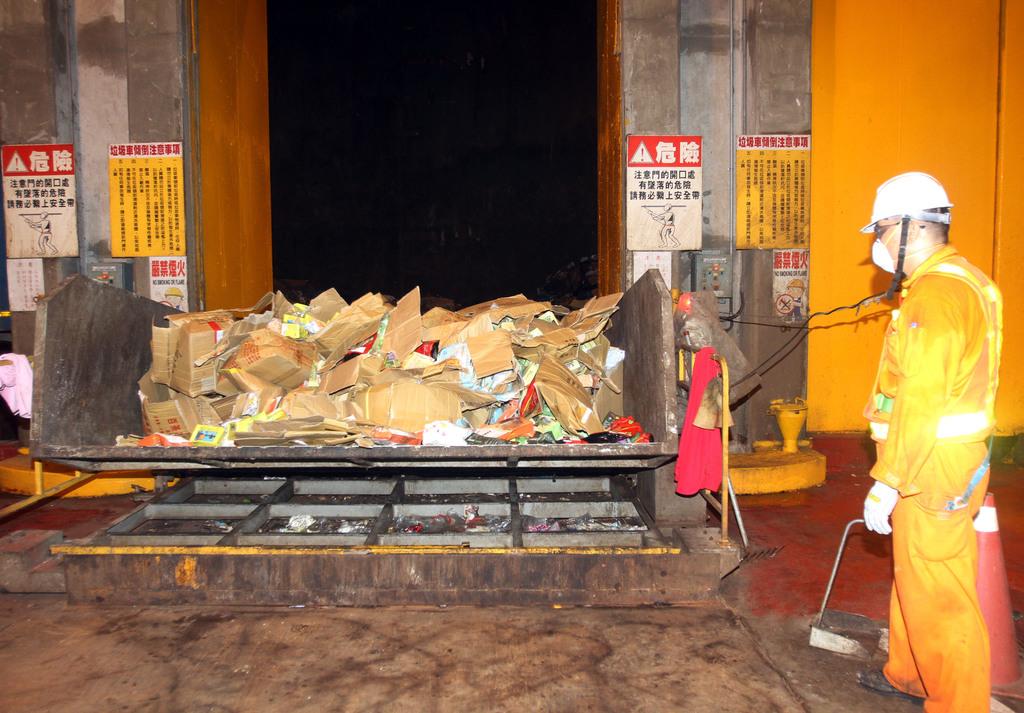 Miaoli health bureau to incinerate 4,000kg tainted tea leaves