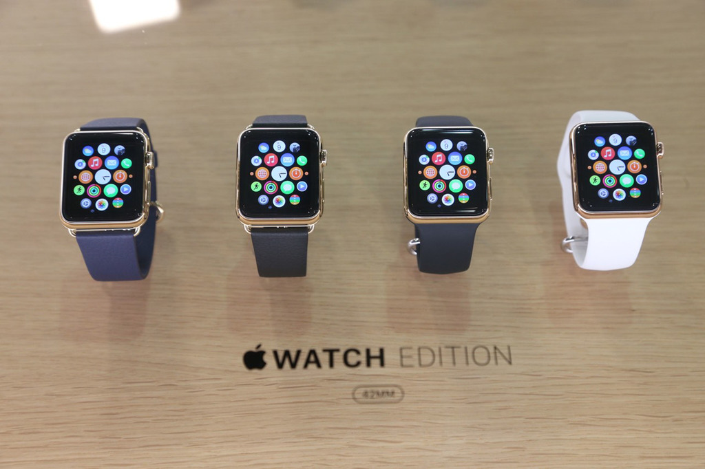 Apple Watch likely to sell out in Taiwan on launch day: retailer