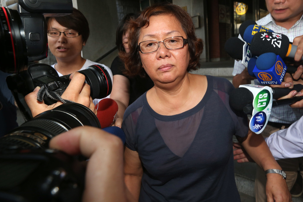New Taipei wants temporary asset seizures in water park disaster