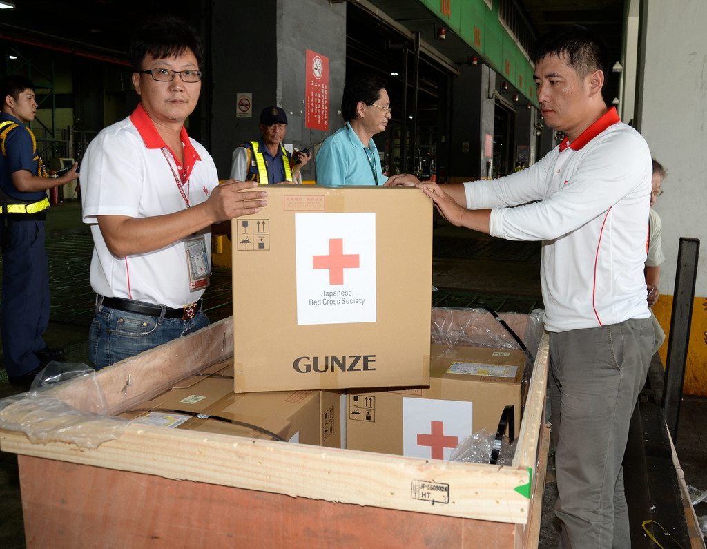 Second batch of cadaver skin from Japan arrives to help burn victims