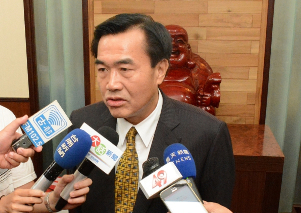 Control Yuan impeaches Tainan mayor