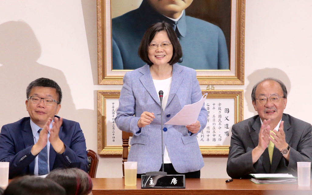 Tsai promises apology and autonomy to indigenous peoples