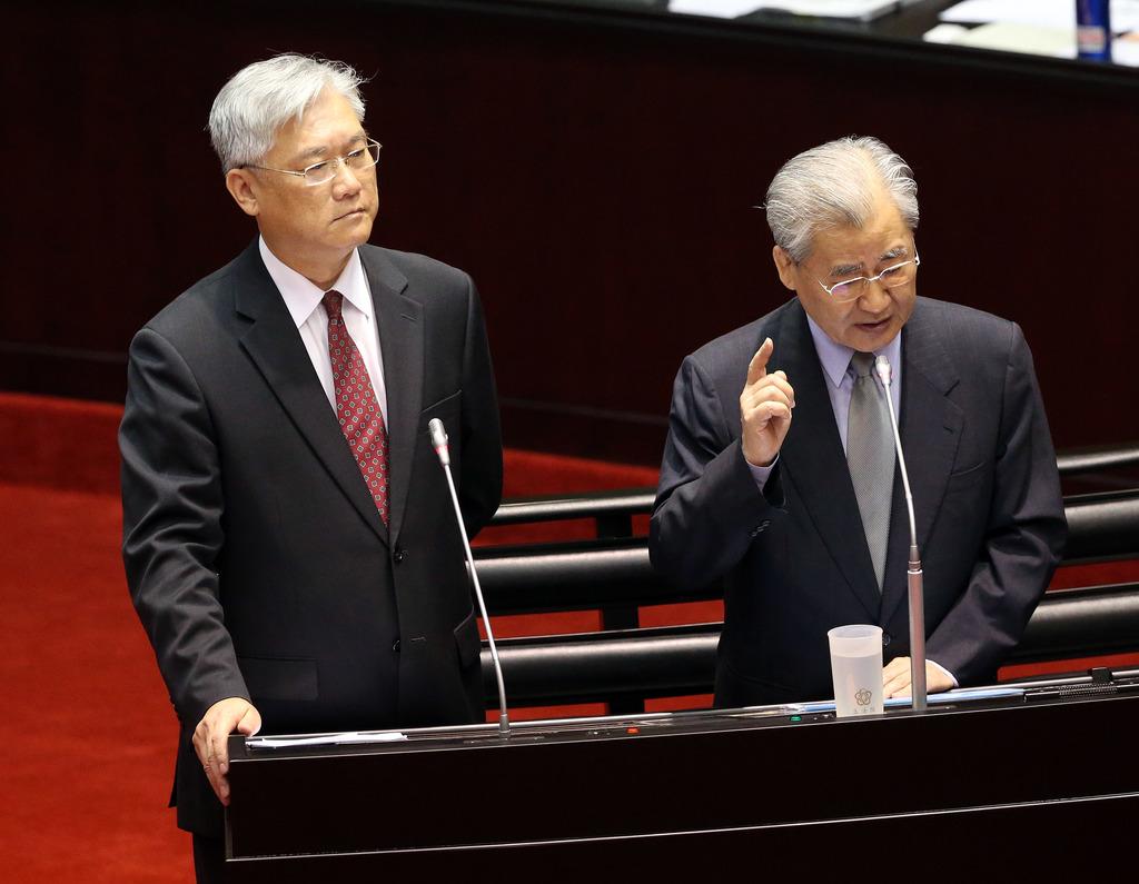 Legislature wants protest against China cards