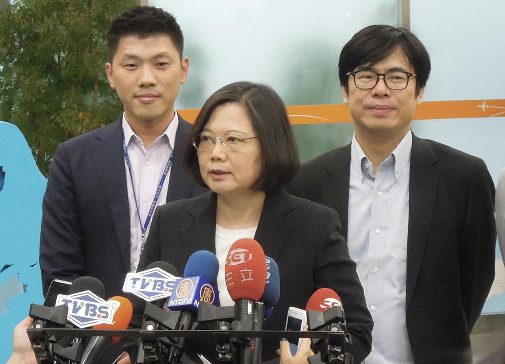 Tsai Ing-wen describes Japan trip as 'fruitful'