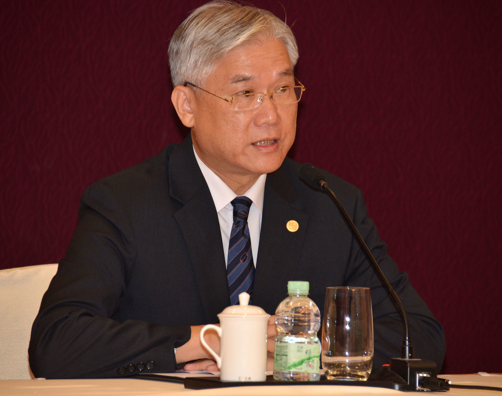 China visit won't be last for Taiwan's top China policy official: Hsia