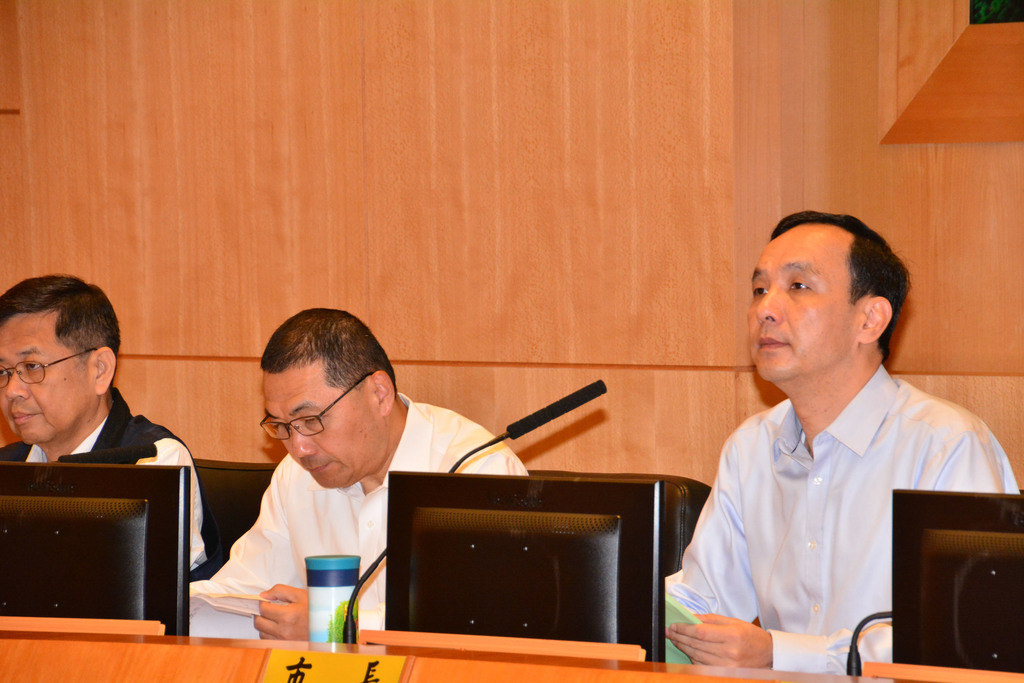 Chu: Wang to stay on as legislative speaker