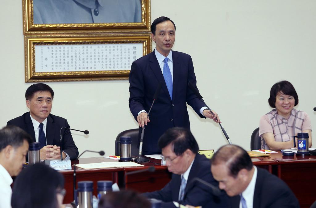 Chu presents legislative reforms