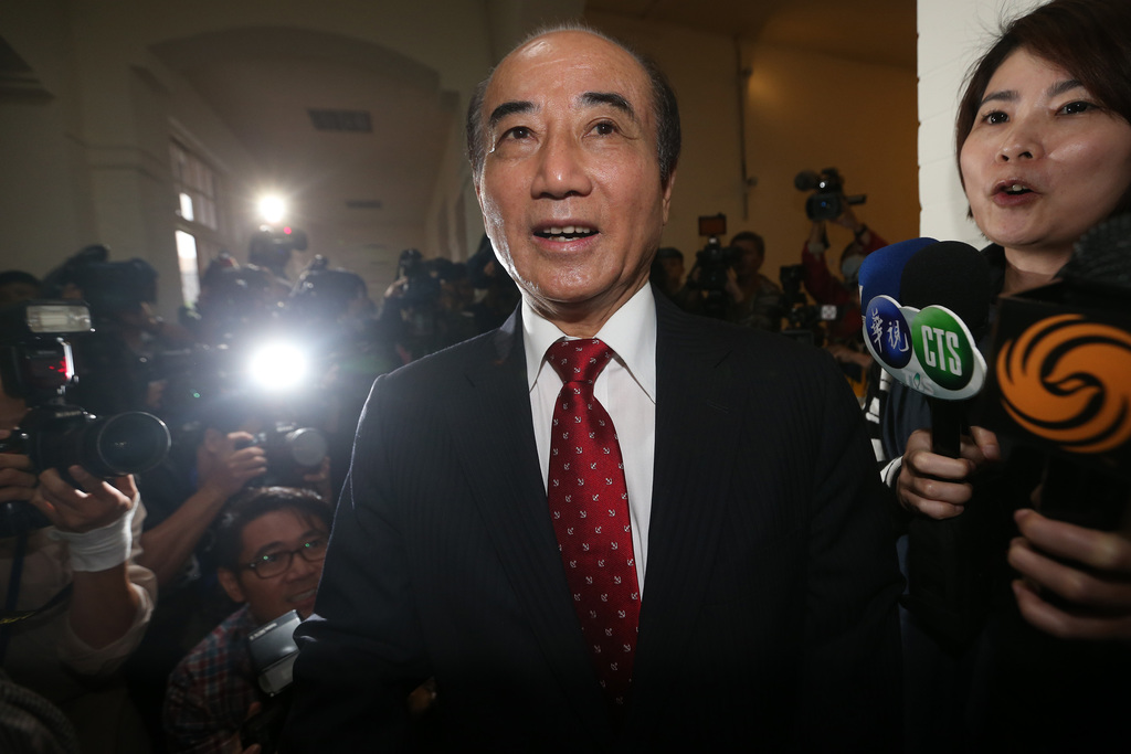 Wang's deputy director found dead in conference room