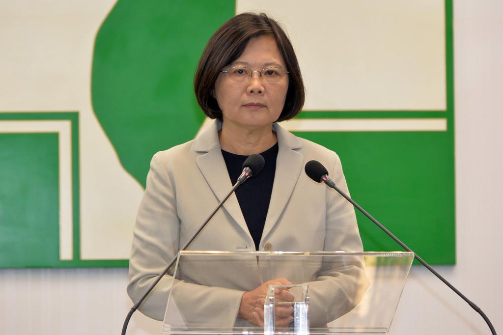 Tsai condemns Ma-Xi meeting