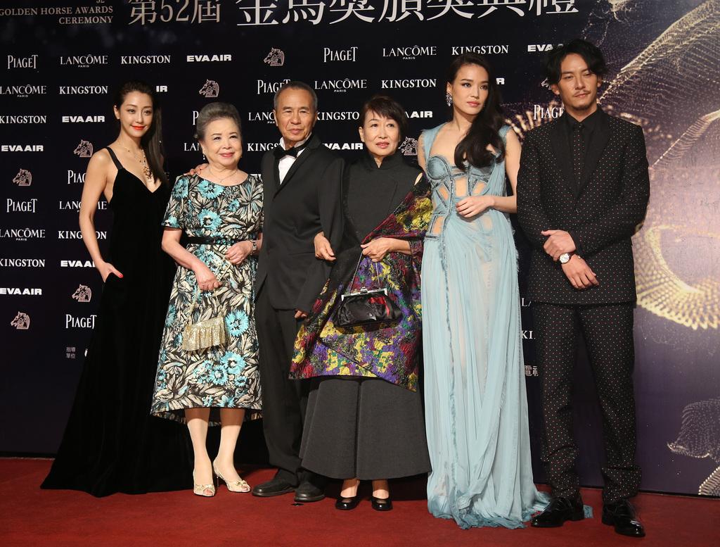 Hou Hsiao-hsien grabs third Golden Horse best director