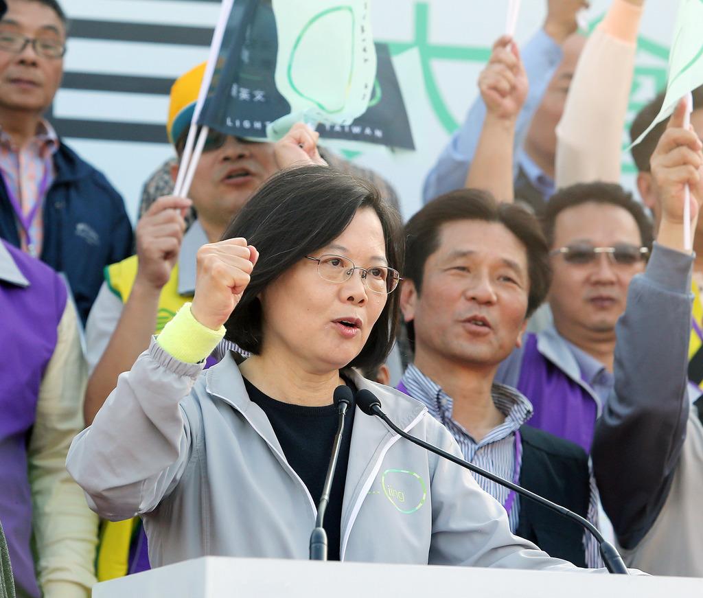 Tsai on Wang's call for legislative reform: 'Political Calculation'