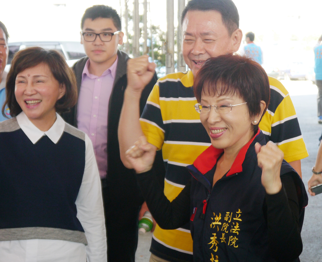Hung not invited to opening of Chu HQ