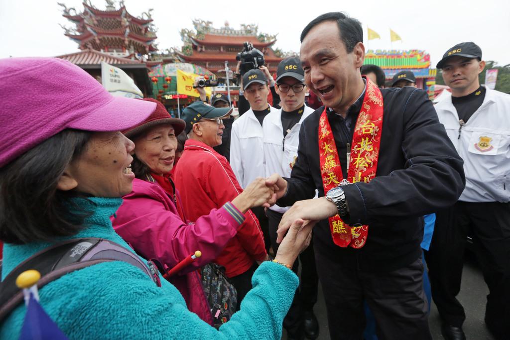 Jason Hu said to take over the head of Chu's campaign headquarters