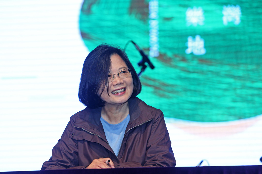 DPP rejects allegations against Tsai