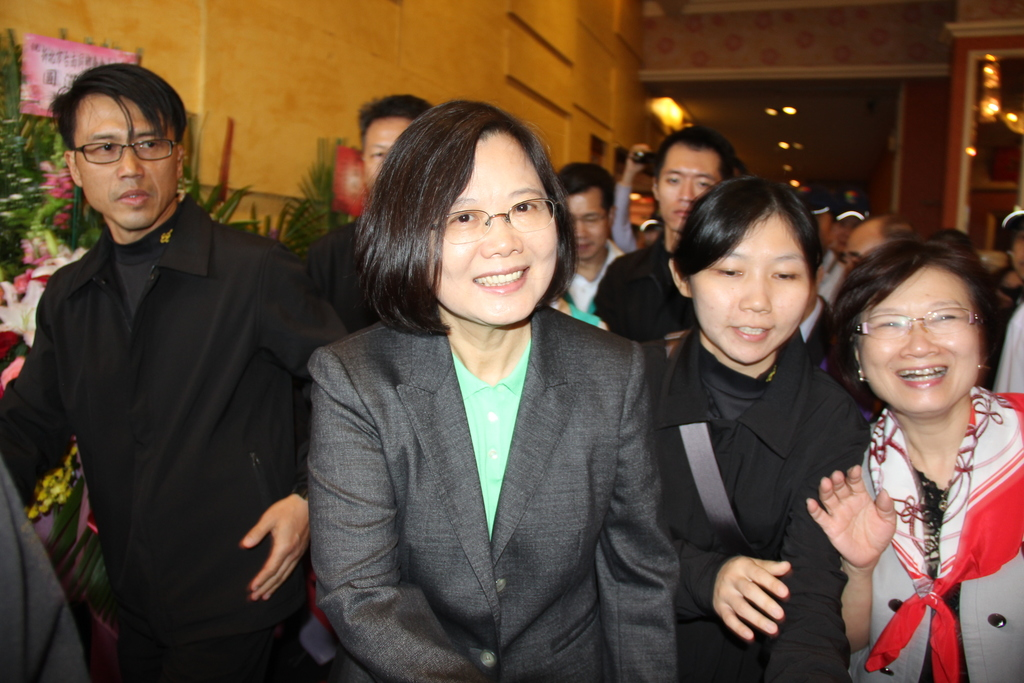Tsai: reforms will begin once elected