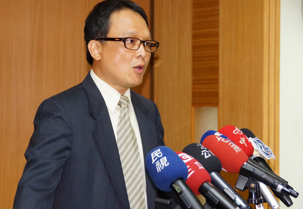 Kaohsiung judge Shih Po-hung