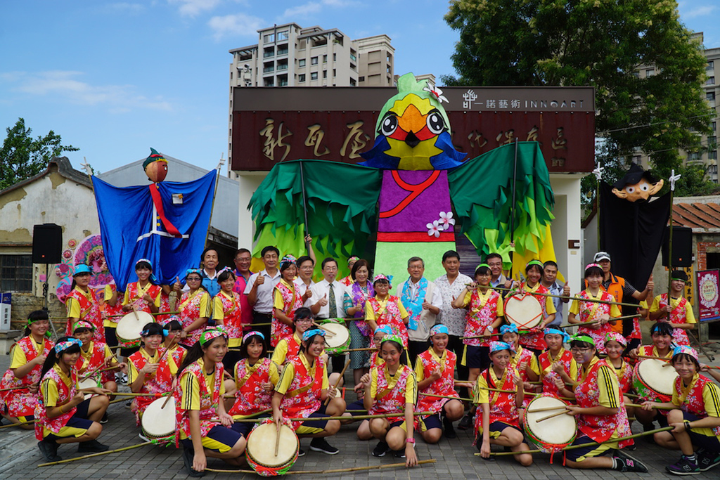 Hakka festival in Hsinchu