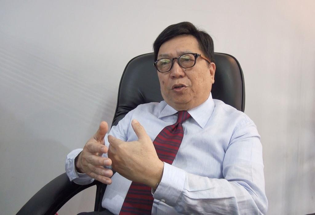 MECO Chairman Angelito Banayo