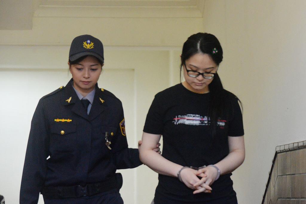 Murderess Hsieh Yi-han (謝依涵) ropes in boss for her heinous crimes.