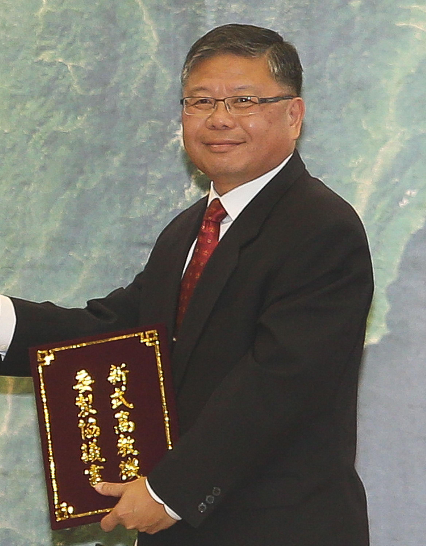 國防部軍備副部長張冠群上將(照片來源:資料照片/中央社提供)