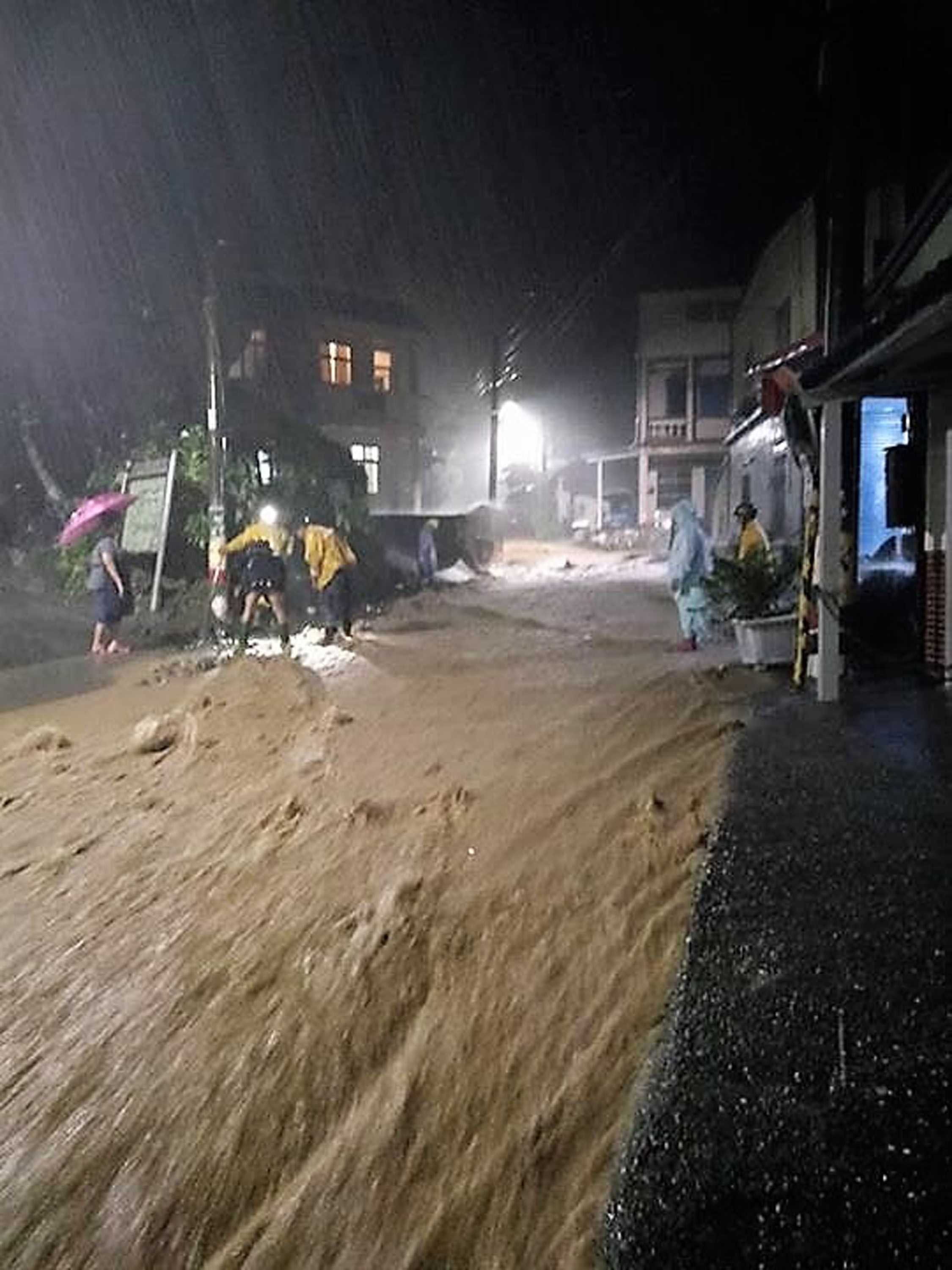 Double trouble: 1 missing and 131 injured after twin typhoons rip through Taiwan