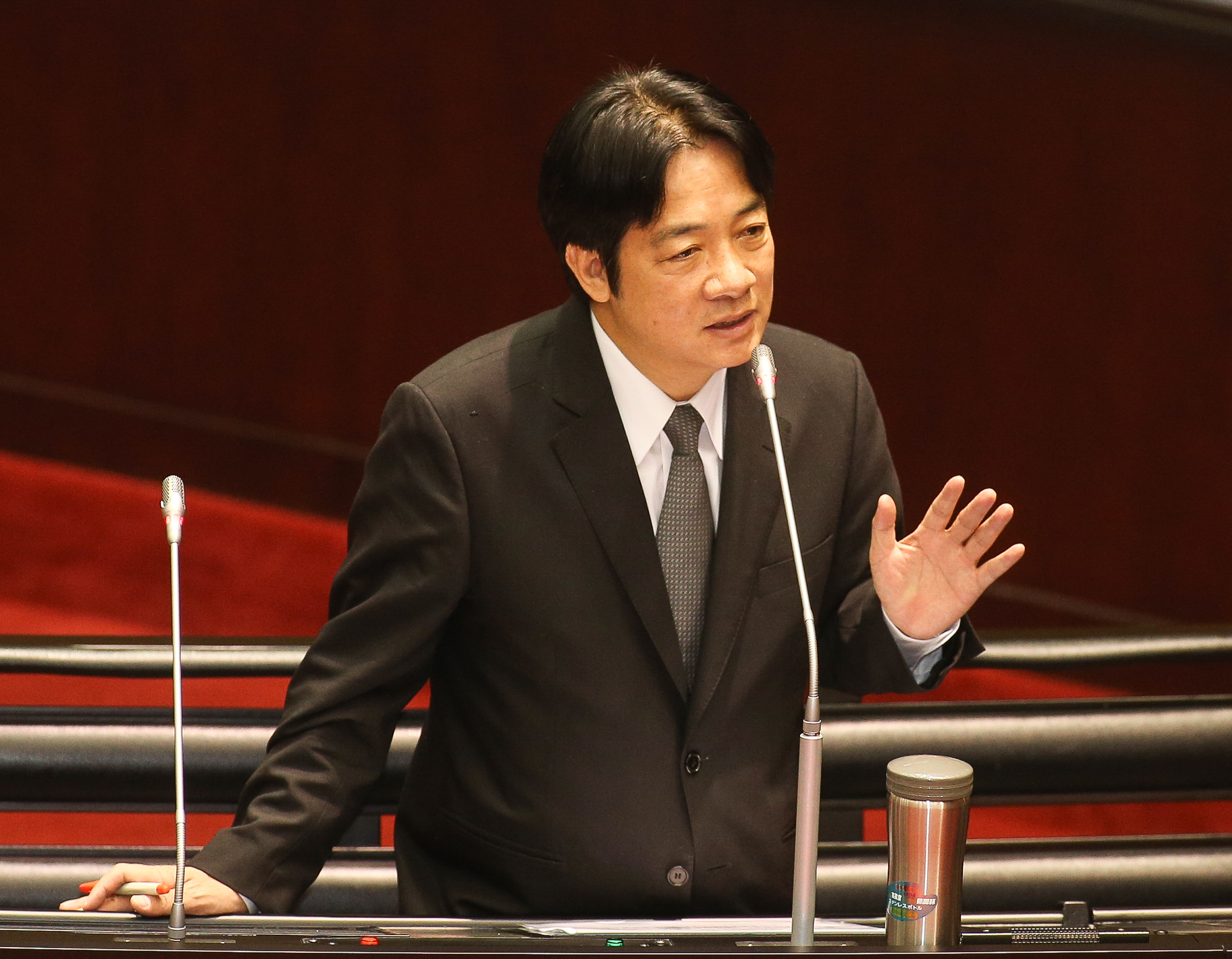 Premier William Lai