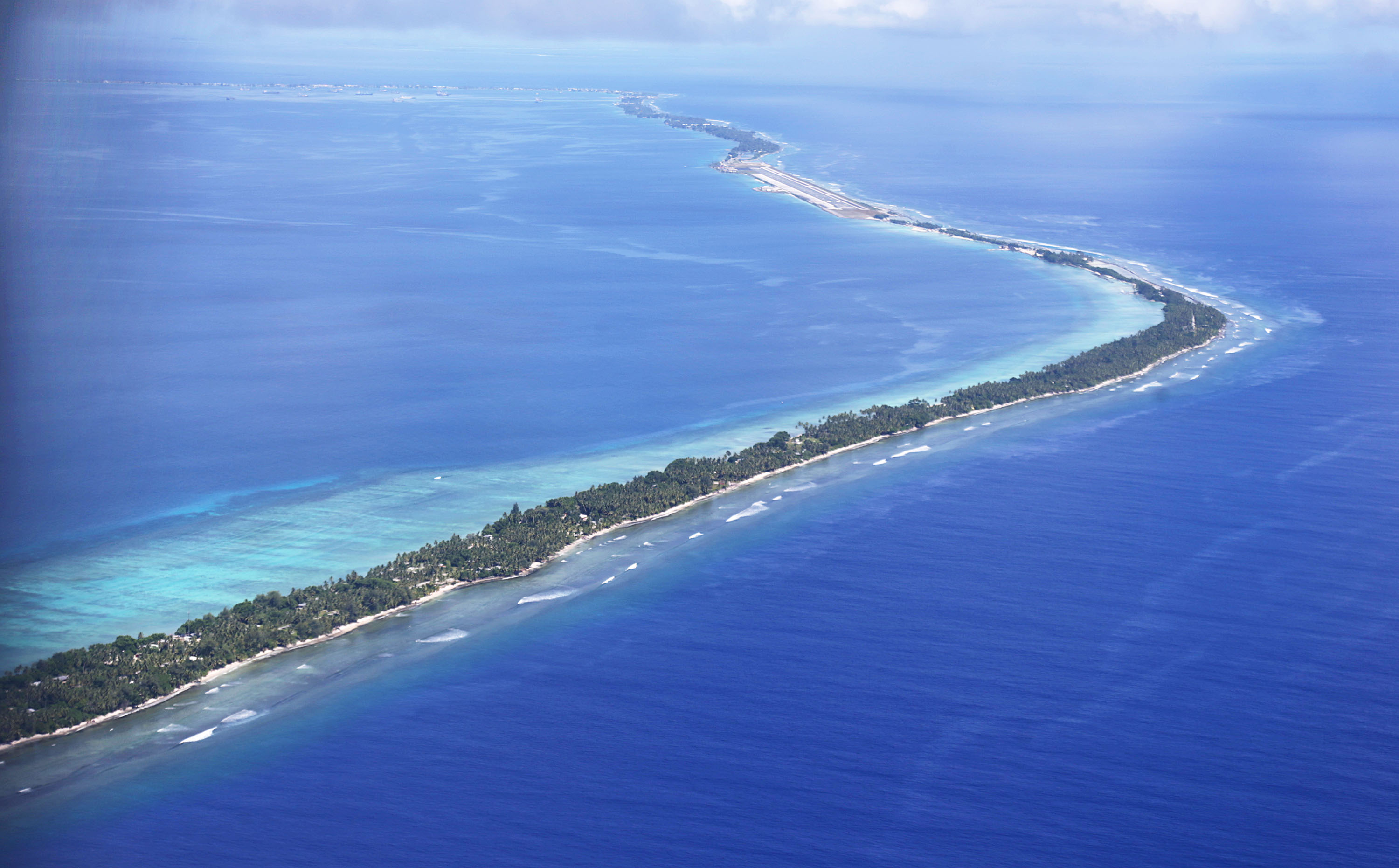 The Marshall Islands (Source: CNA)