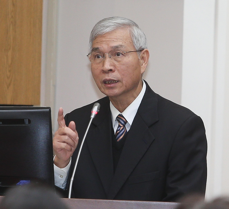中央銀行副總裁楊金龍