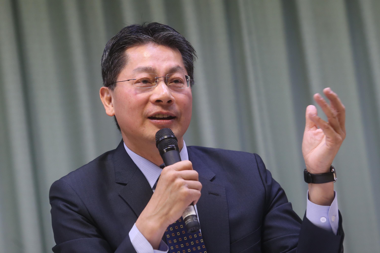 MOFA Spokesperson Andrew Lee