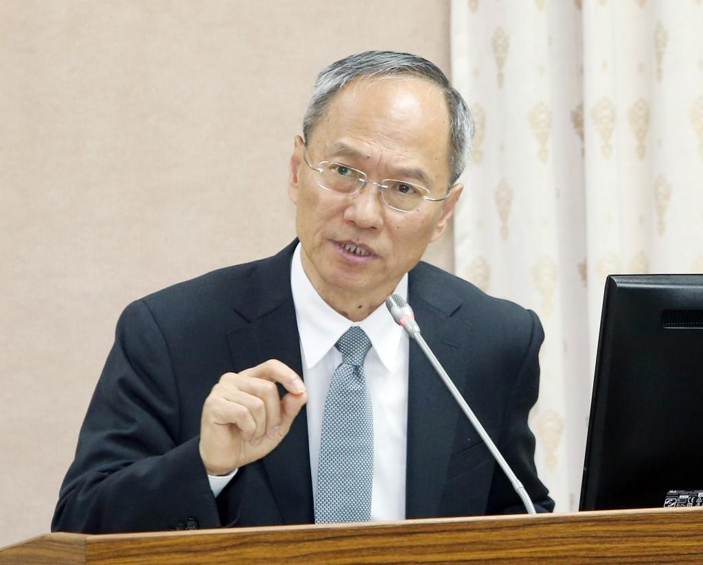 僑務委員會委員長吳新興