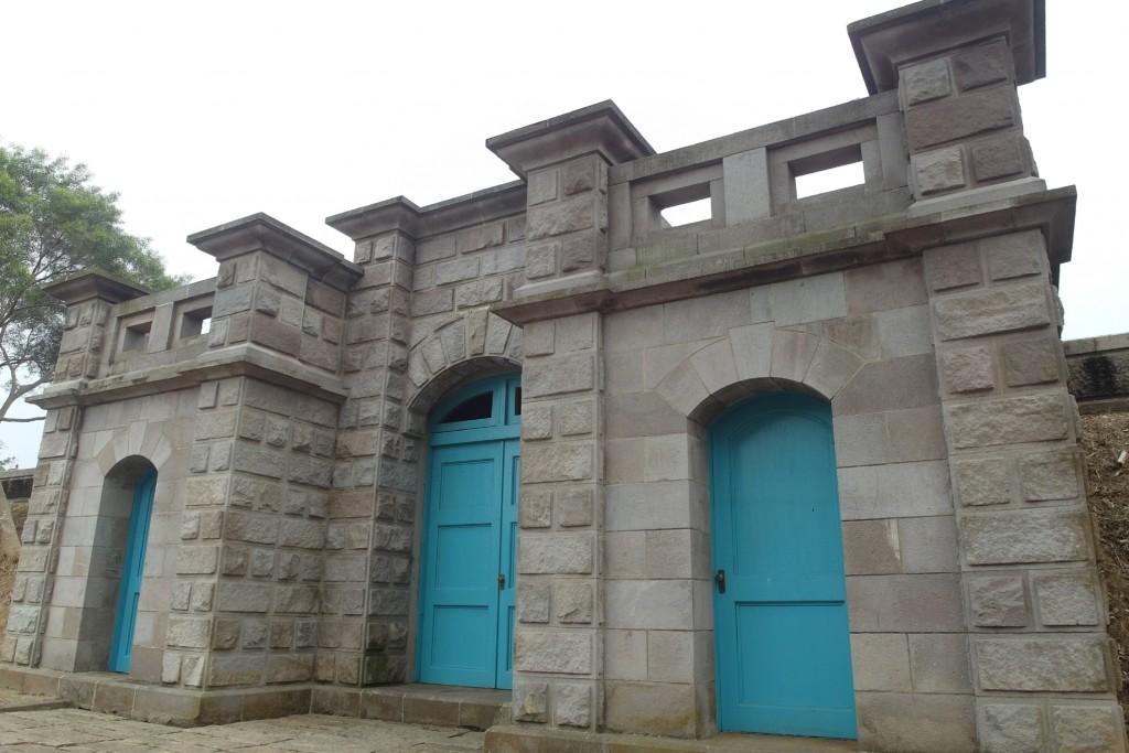位於台南市山上區的國定古蹟原台南水道興建於1912年 ,全區範圍包含「水源地區」與「淨水池區」,園區內 仿歐式碉堡的淨水池建築是一大特色。...