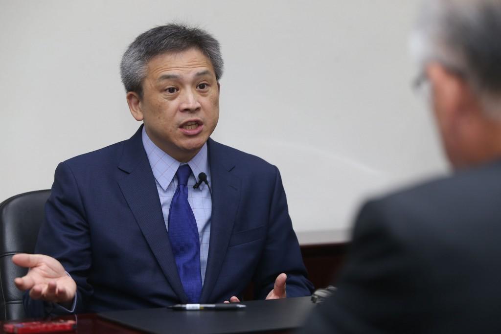 現年52歲的美國在台協會(AIT)處長梅健華預定7月中旬離任