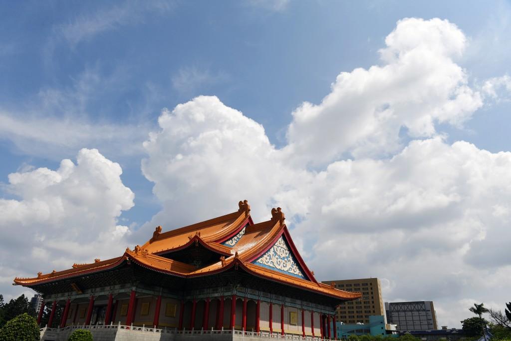 天氣晴朗(照片來源:資料照片/中央社)