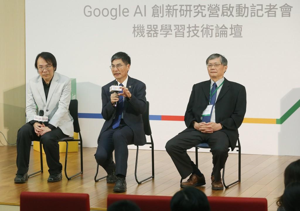為落實今年3月啟動的Google智慧台灣計畫,Google 4 日宣布AI創新研究營開跑,邀請來自英、美等地的AI專 家訪台,並安排多場A