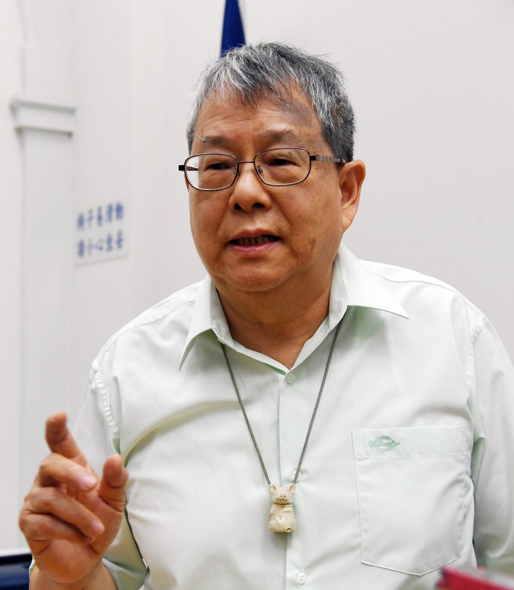 監察委員陳師孟(照片來源:資料照片/中央社提供)