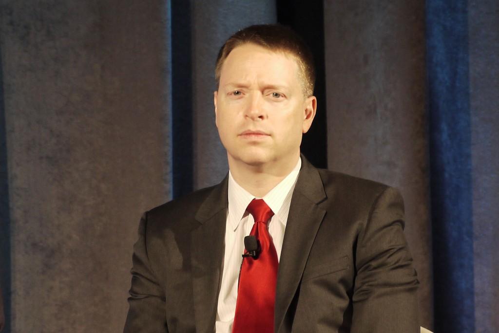 Former US Deputy National Security Advisor Matt Pottinger