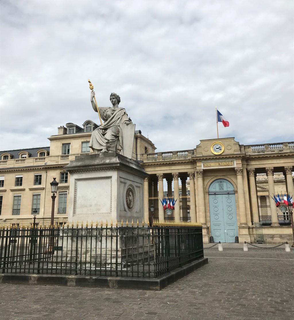 位於巴黎的法國國民議會